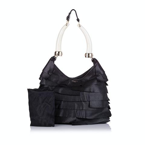Mombasa Saint Tropez Leather Shoulder Bag