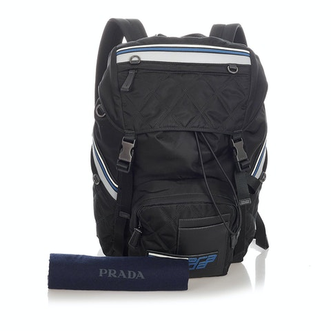 Tessuto Impuntu Racer Backpack