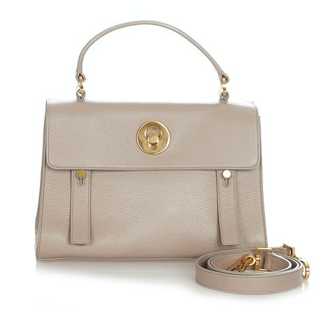 Muse Two Leather Handbag