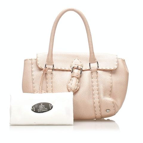 Selleria Linda Mini Leather Handbag