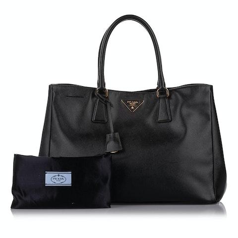 Saffiano Lux Galleria Handbag