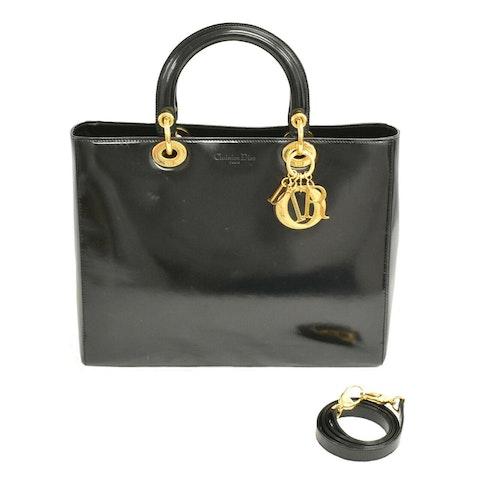 Black Lady Dior