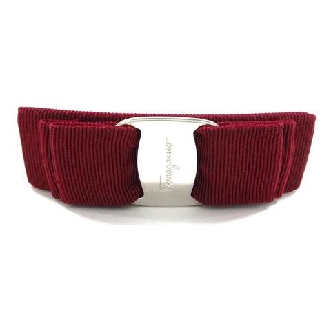 Red synthetic Hair accessory