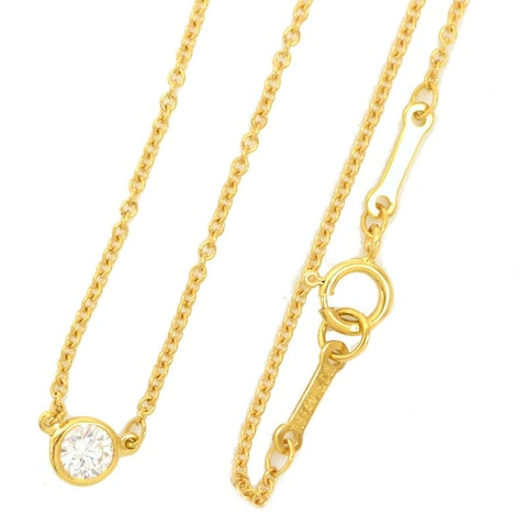 Yellow Bytheyard chain
