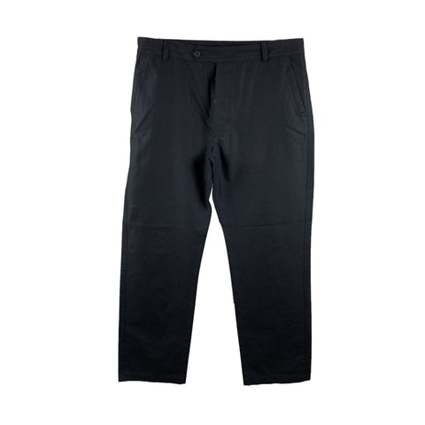 Bottega Veneta Cotton and Linen Pants Trousers Size 54 IT