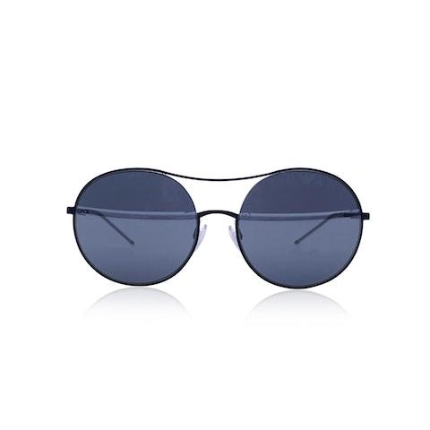 Emporio Armani Mint Women Black Sunglasses EA2081 30016G56 56-18-139 mm