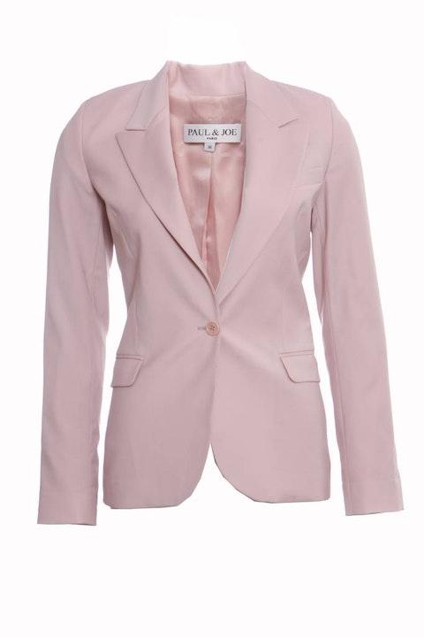 Paul & Joe, light pink blazer in size 36/XS.