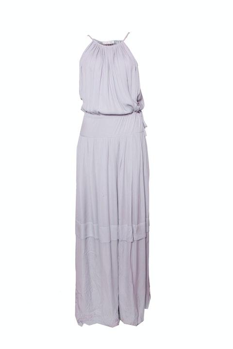 White Silk Gown size FR36/34
