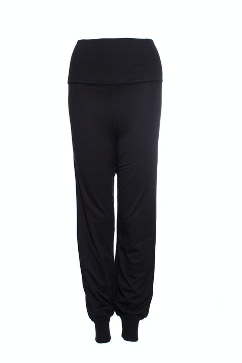 Paul & Joe, black sporty pants