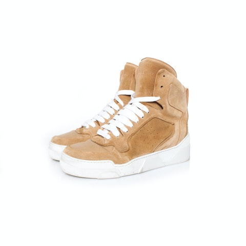 Tyson leather High-Top sneakers