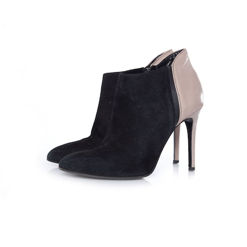 Filippa K, Ankle boots in black suede