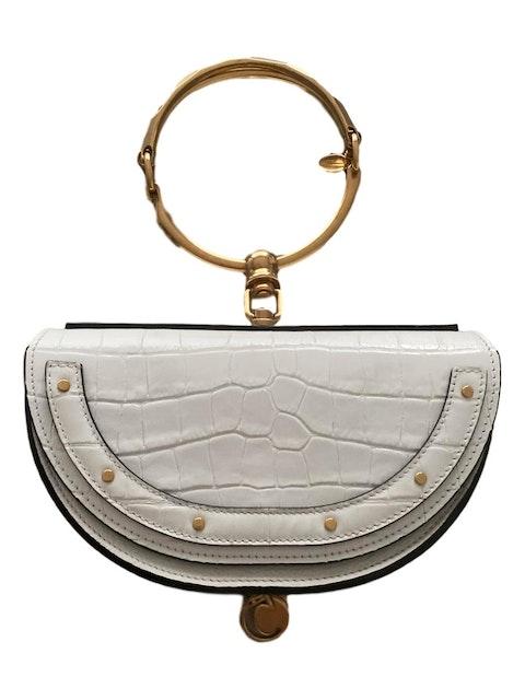 Chloe Bracelet Nile Leather Bag