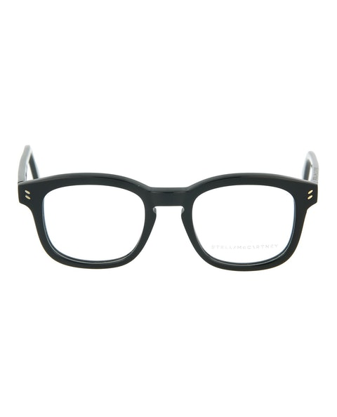 Square-Frame Optical Glasses