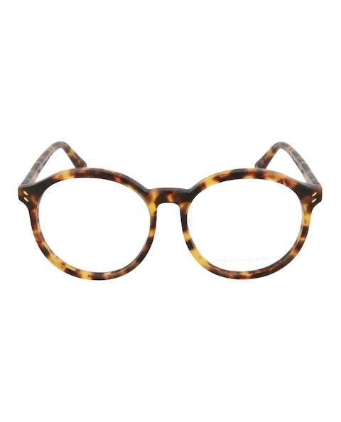 Round-Frame Blue Light Glasses