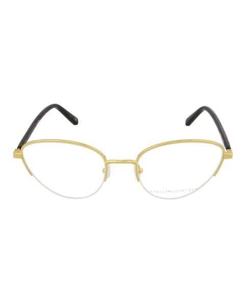 Cat-Eye Metal Optical Glasses