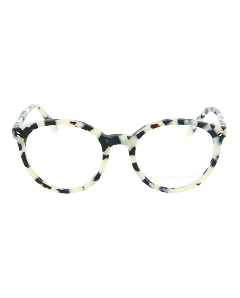 Round-Frame Optical Glasses