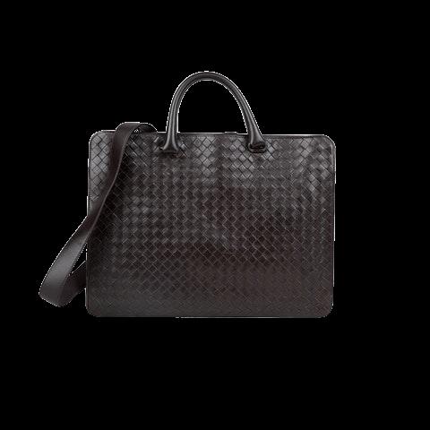 BOTTEGA VENETA Intrecciato Business Bag
