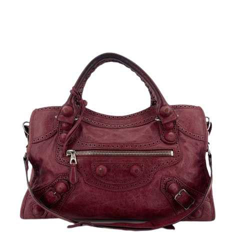 City Giant Bag Red