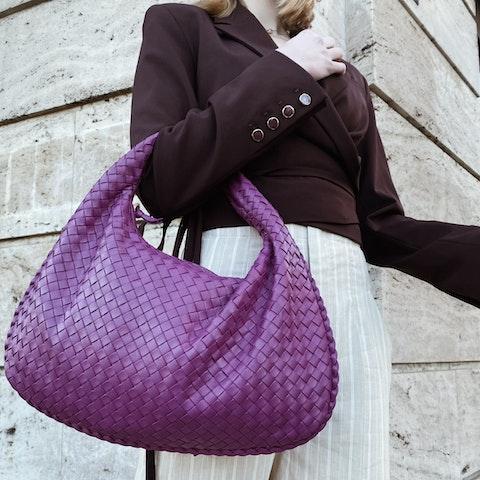Purple Large Veneta