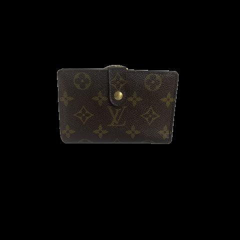 Louis Vuitton French Purse Monogram Canvas