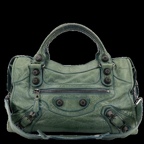 City Giant Bag Green